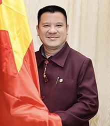 Ông Lê Trần Trường An
